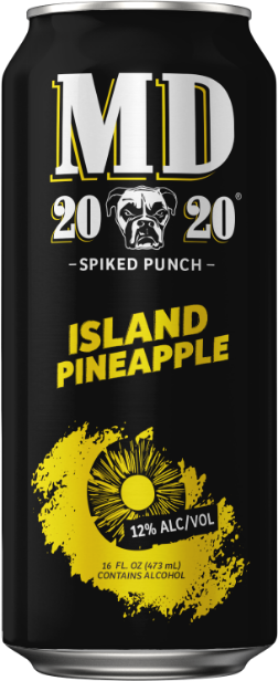 MD 20/20 Island Pineapple