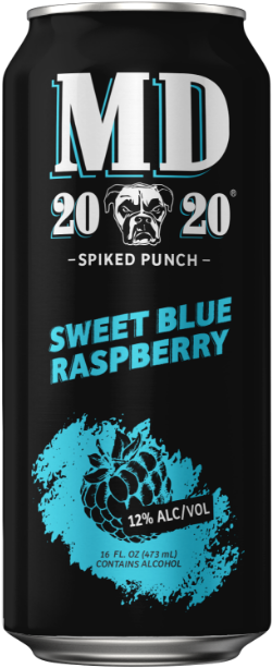MD 20/20 Sweet Blue Raspberry